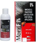 100 % Original Morr F 5% Lipid Solution 60 ml (Pack Of 3) Free Ship - $46.42