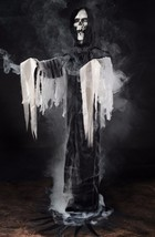 REAPER FOGGER PHANTOM IN BLACK HALLOWEEN PROP Fogger Fog Machine - €48,49 EUR