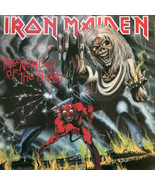 Iron Maiden - the Number of the Beast  (Reissue) LP Limited 180 Gram - $21.80