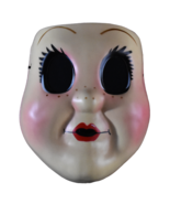Trick or Treat Strangers Prey at Night Dollface Mask Halloween Costume A... - $14.98