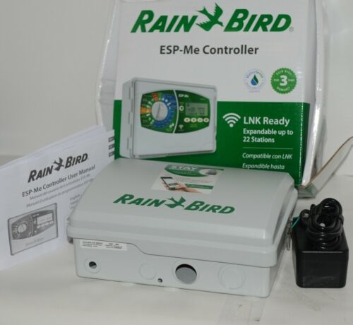 Rain Bird F55100 ESP4 Mei Indoor Water Controller LNK Ready