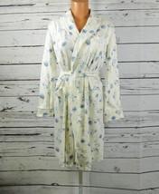 Lauren Ralph Lauren Floral Pattern Knit Wrap Robe Size: S - ₨2,441.86 INR