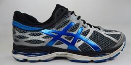 Asics Gel Cumulus 17 Size US 12.5 M (D) EU 47 Men's Running Shoes Silver T5D3N