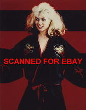 DEBORAH HARRY BLONDIE PHOTO M8-823 - $14.84