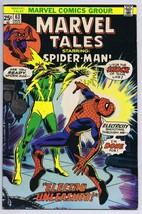 Marvel Tales #63 Spider-Man ORIGINAL Vintage 1975 Marvel Comics Electro - $9.49