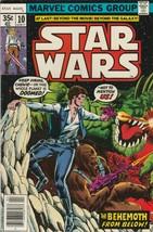 Star Wars #10 VG/FN 1978 Marvel Comics 1st print Volume George Lucas 77 ... - $3.95