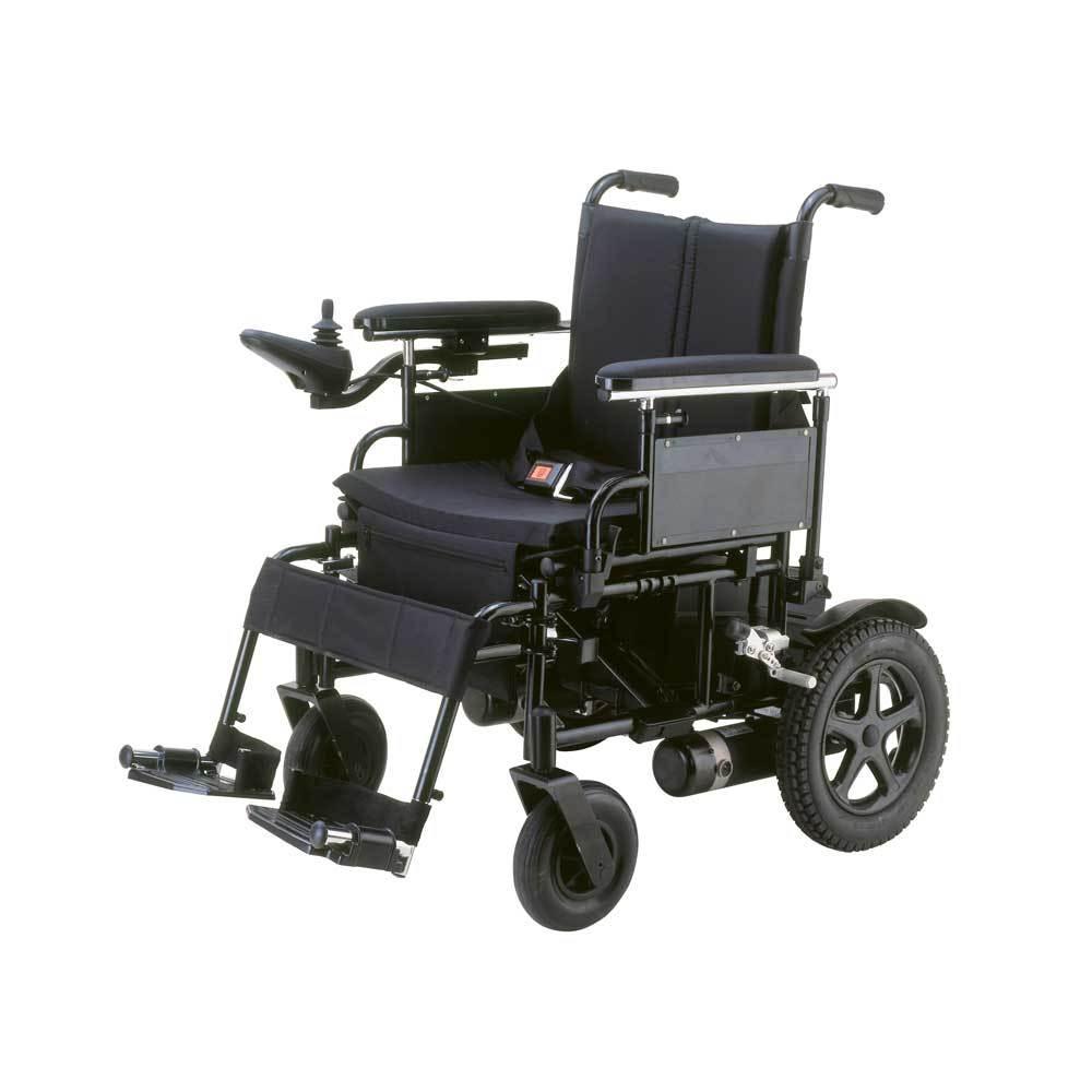 Drive Medical Cirrus Plus Folding Power Wheelchair-16''