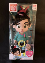 Disney Wreck It Ralph 2 Breaks The Internet Talking Vanellope Doll New I... - $39.60