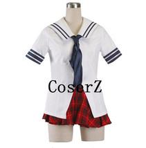 Ikki Tousen Sailor Suit Battle Vixens Cosplay Carnaval Costume Halloween Christm - $75.00