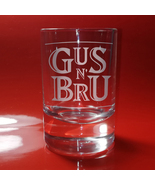 Set of 6 Shot Glasses Gus N' Bru, Letterkenny gus n bru - $39.99