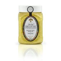 Oli-Oly Bath Salt with Argan Oil, Sweet Scent 300 g - Moisturizing, Soft... - $19.95