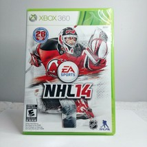 NHL 14 Microsoft Xbox 360 2013 Complete Free Shipping - $9.47