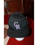 Colorado Rockies MLB OC Sports Baseball Snapback Hat Cap with Tag - $9.99