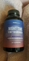 Night Time Fat Burner Accelerates Metabolism and  Calorie Burn at rest 6... - $15.50