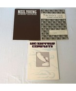 Easy Guitar Song Books Lot Sheet Music Book Neil Young Ronny Lee Led Zep... - $29.99