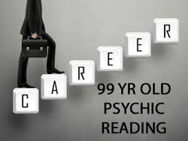 INTUITIVE PSYCHIC Reading of your CAREER Life 99 yr witch Albina Cassia4... - $64.00