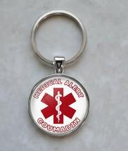 Coumadin Medical Alert Keychain - $14.00+