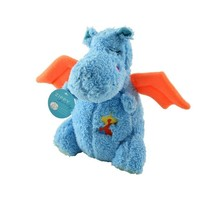Cheeky Chumz Drake Dragon for Dog Toy Extra layer of fabric