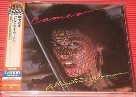 Cameo Alligator Woman Japan Cd (2015) Ltd Edition Funk Soul - $32.00