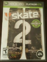 Skate 2 (Microsoft Xbox 360, 2009)  - $21.28