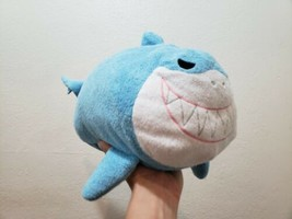 "Disney Store 11"" Bruce the Shark Tsum Tsum Plush Medium  - $12.59"