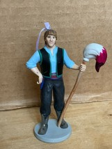Disney Store Authentic FROZEN FEVER KRISTOFF FIGURINE Cake TOPPER Toy MO... - $15.79