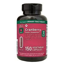 Member's Mark Clinical Strength 500mg Cranberry Dietary Supplement 2 Pac... - $43.76