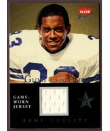 """2004 FLEER GREATS #GT-TD TONY DORSETT """"THE GLORY OF THEIR TIME"""" GAME JER... - $14.80"""