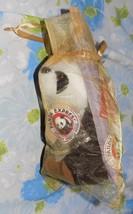 """2007 NWT 7"""" tall Panda Express Panda Bear Plush in Bag Mascot - $14.50"""