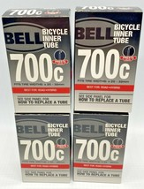 BELL BICYCLE INNER TUBE w/Presta Valve 700c fits tires 25-32mm wide - $23.75