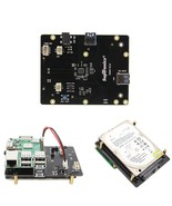 X820 V3.0 2.5 inch SATA HDD/SSD Storage Expansion Board for Raspberry Pi... - $50.39