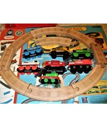 Thomas and Friends -Thomas, Percy,Stanley, Duncan,Sodor Line -5 trains &... - $19.95
