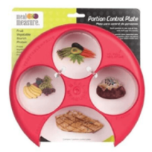Red - Meal Measure- Manage your weight by portions - $9.99
