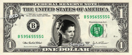 PRINCESS LEIA - Real Dollar Bill Star Wars Disney Cash Money Collectible... - $7.77
