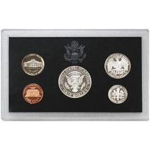 1970-S Proof Set United States US Mint Original Government Packaging Box image 2