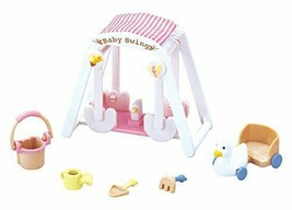 Sylvanian Families Baby & Child Room baby swing set over -208 (japan imp... - $11.60