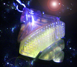 HAUNTED NECKLACE ASCENDED MASTERS WEALTH RITE SECRET EXTREME OOAK MAGICK - $9,037.77