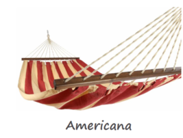 Magnolia Casual Hammock - Choose Your Fabric - $129.00