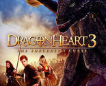 Dragonheart 3: The Sorcerer's Curse (DVD, 2015) Dragon Heart 3 Widescreen New