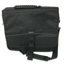 """Targus Black Laptop MacBook Bag Shoulder Bag AC0063 Fits up to 15.6"""" Com... - $19.79"""