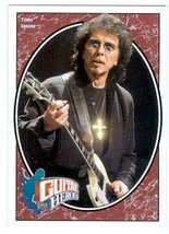 Tommy Iommi trading card (Black Sabbath) 2008 Upper Deck Guitar Heroes #264 - $4.00