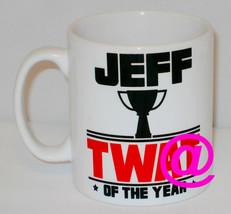 PERSONALISED Tw@t Of The Year Mug Rude Sweary Office Work Secret Santa B... - $11.41