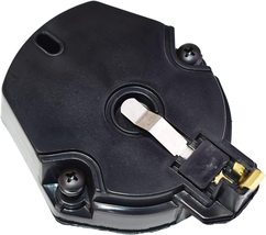 8 CYL OEM Distributor Cap, Rotor & Coil Cover Kit CHEVY GM FORD DODGE BLACK image 7