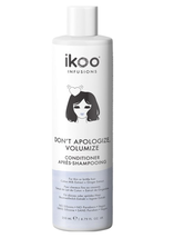 ikoo Conditioner Don't Apologize, Volumize Conditioner   image 2