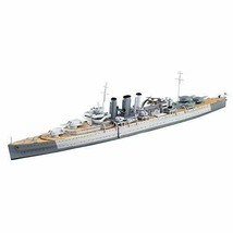 Aoshima 1/700 water line limited the British HMS Dorsetshire Indian Ocea... - $43.08