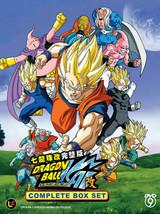 Dragon Ball Kai Complete Box Set DVD Eps 1 - 167 end English Audio Ship From USA