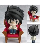 Anime Death Note L Lawliet Figures Cute Toys Model PVC Collection Gift 1... - $19.50