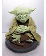 "Star Wars Plush Yoda 14"" Tall Episode III Revenge of the Sith - Pepsi 2005 - $87.07"