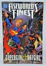 DC Comics Book 1998 Elseworld's Finest Supergirl & Batgirl Kesel Haley S... - $19.00