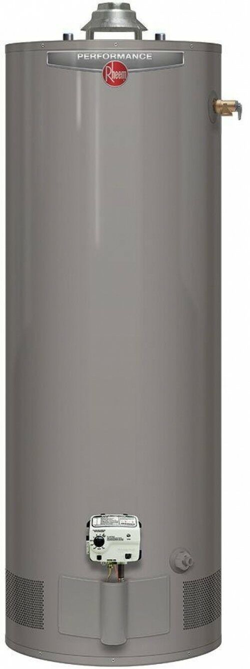 Rheem Tank Water Heater 40 Gal 36000 Btu Overheat